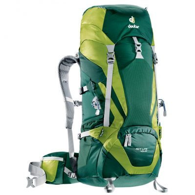 Deuter ACT Lite 40+10 forest-moss (zöld)