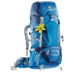 Deuter ACT Lite 35+10 SL steel-navy (kék)