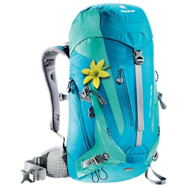 Deuter ACT Trail 22 SL petrol-mint (kék-türkiz)