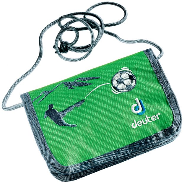 Deuter Chest Wallet spring-soccer