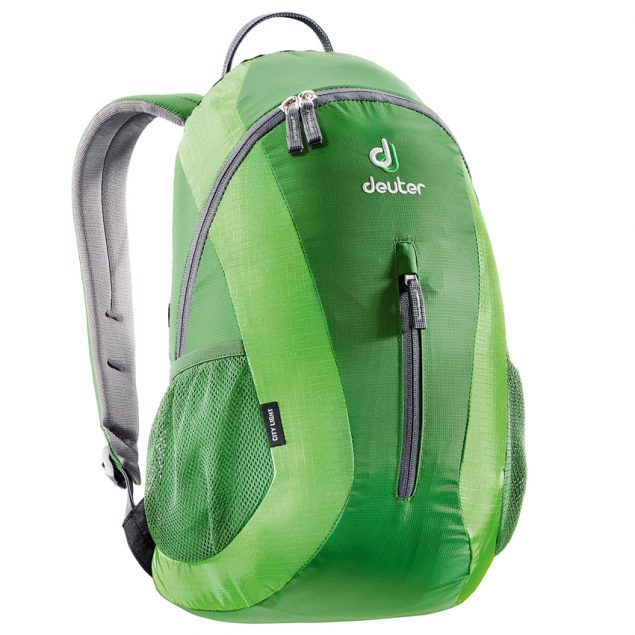 Deuter City Light emerald-spring (zöld)