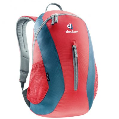 Deuter City Light fire-arctic (piros-kék)