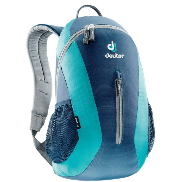 Deuter City Light midnight-petrol (kék)