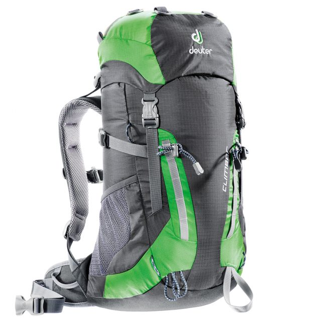 Deuter Climber anthracite-spring (szürke-zöld)