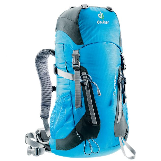 Deuter Climber turquoise-granite (türkiz-szürke)