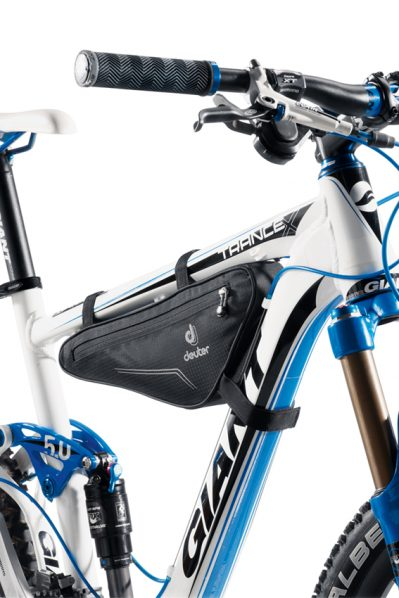 Deuter Front Triangle Bag black