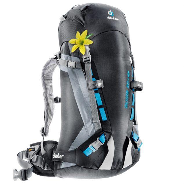 Deuter Guide 30+ SL black-titan (fekete-szürke)
