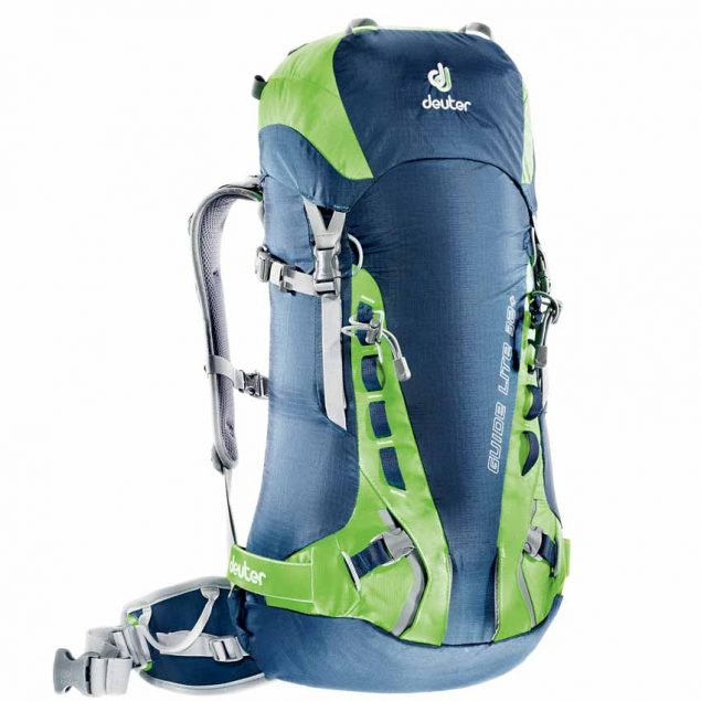 Deuter Guide Lite 32+ midnight-kiwi (kék-zöld)