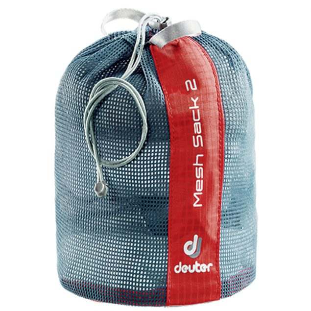 Deuter Mesh Sack 2 fire