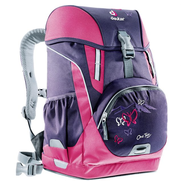 Deuter OneTwo blueberry-butterfly (lila)