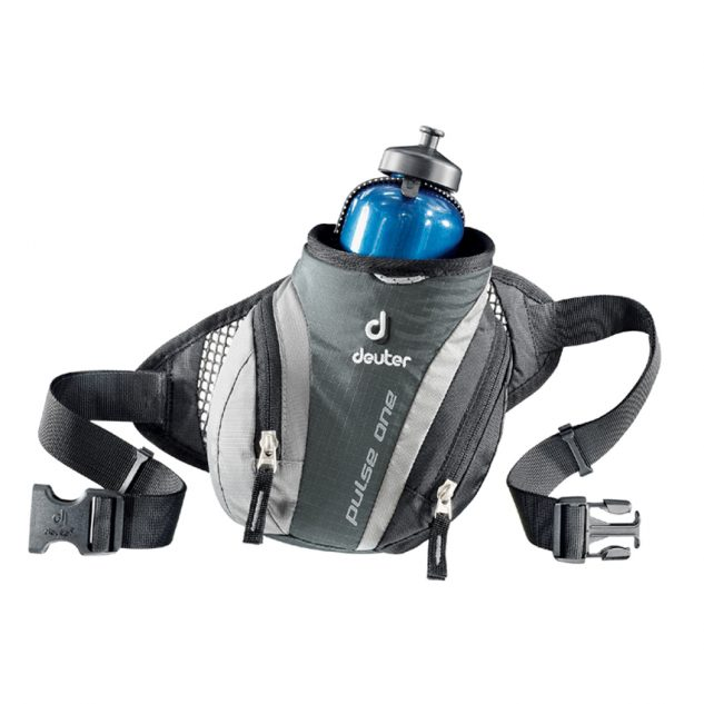 Deuter Pulse One granite-black (szürke-fekete)