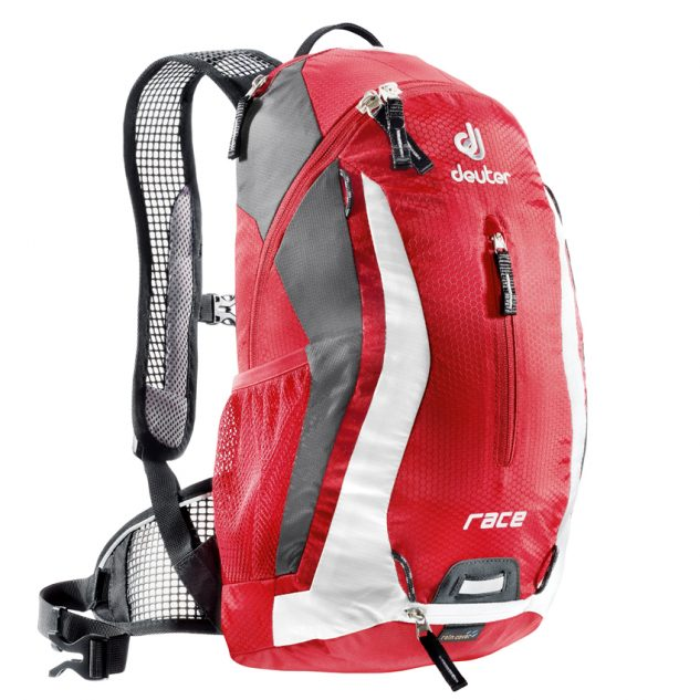 Deuter Race fire-white