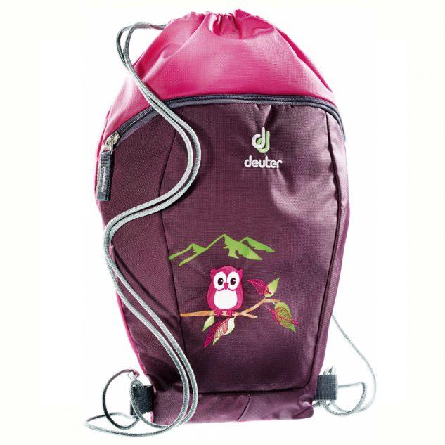 Deuter Sneaker Bag aubergine-magenta