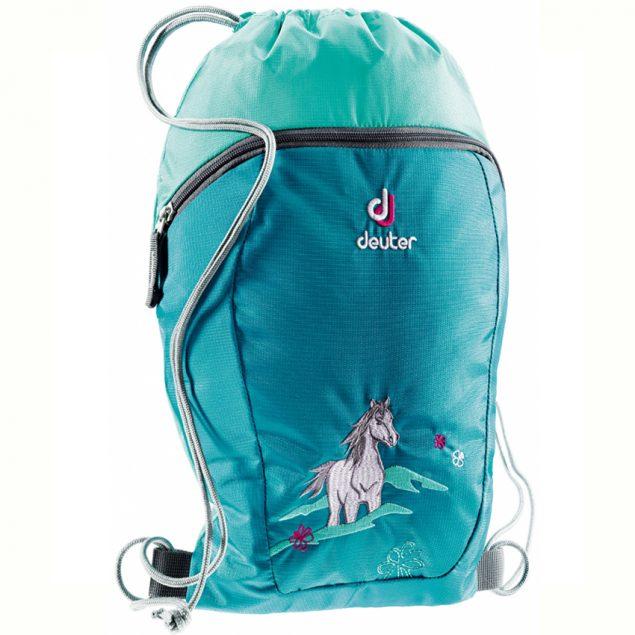 Deuter Sneaker Bag petrol-horse