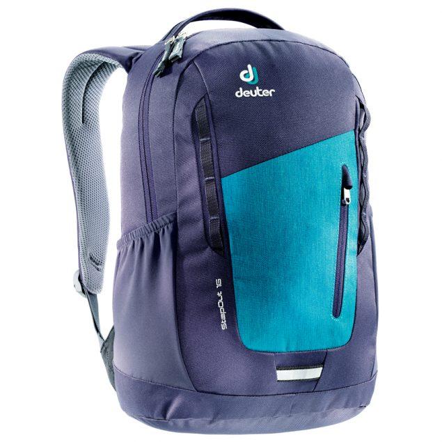 Deuter StepOut 16 petrol-dresscode-blueberry (kék-lila)