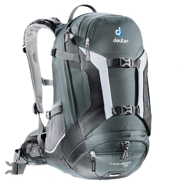 Deuter Trans Alpine 25 granite-black