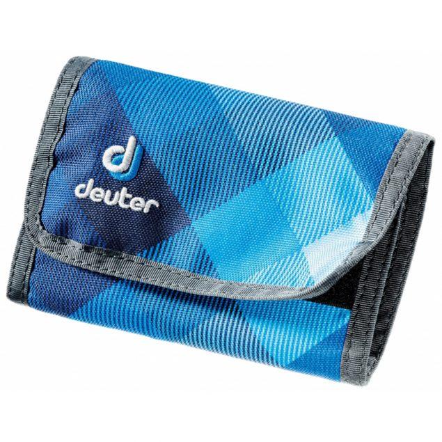 Deuter Wallet blue-croscheck