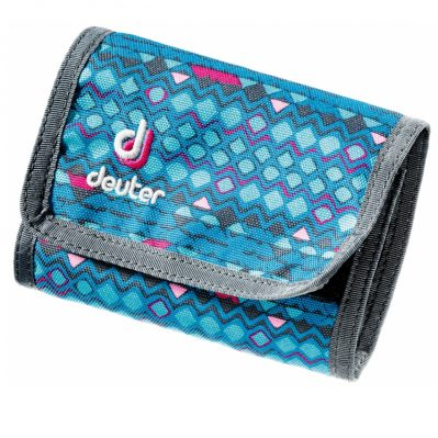 Deuter Wallet petrol-diamond