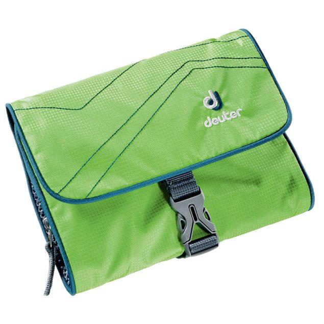 Deuter Wash Bag I kiwi-arctic (zöld-kék)