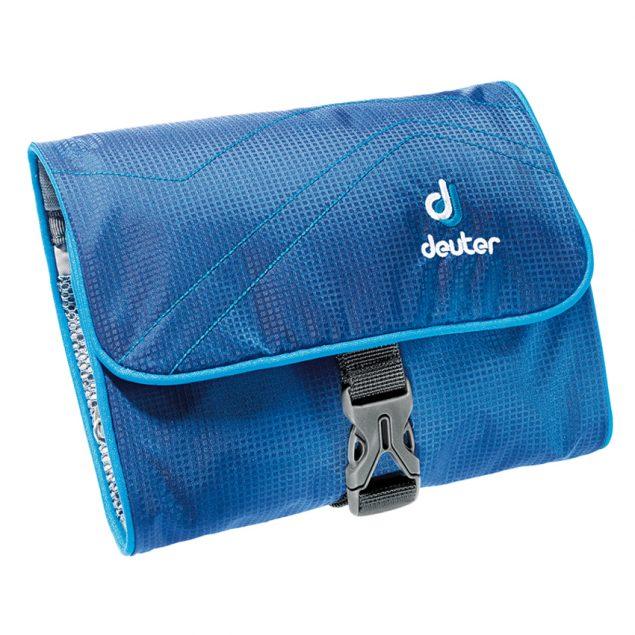 Deuter Wash Bag I midnight-turquoise (kék-türkiz)