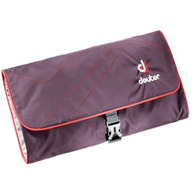 Deuter Wash Bag II aubergine-fire (lila-piros)