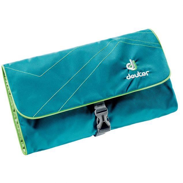Deuter Wash Bag II petrol-kiwi (kék-zöld)