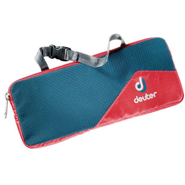 Deuter Wash Bag Lite I fire-arctic (piros-kék)
