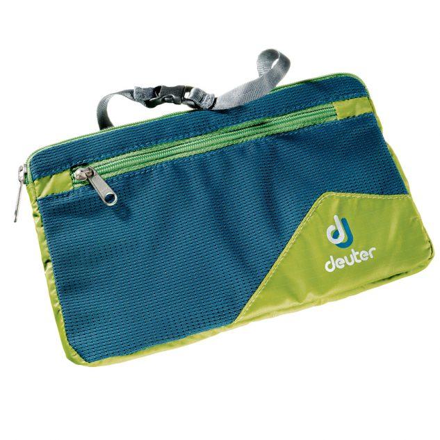 Deuter Wash Bag Lite II moss-arctic (zöld-kék)