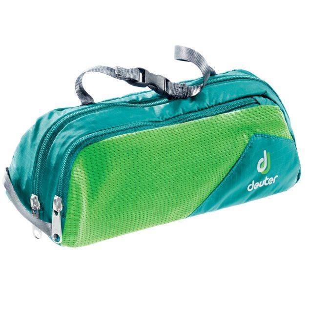 Deuter Wash Bag Tour I petrol-spring