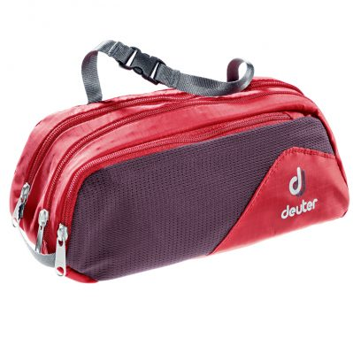 Deuter Wash Bag Tour II fire-aubergine (piros-lila)