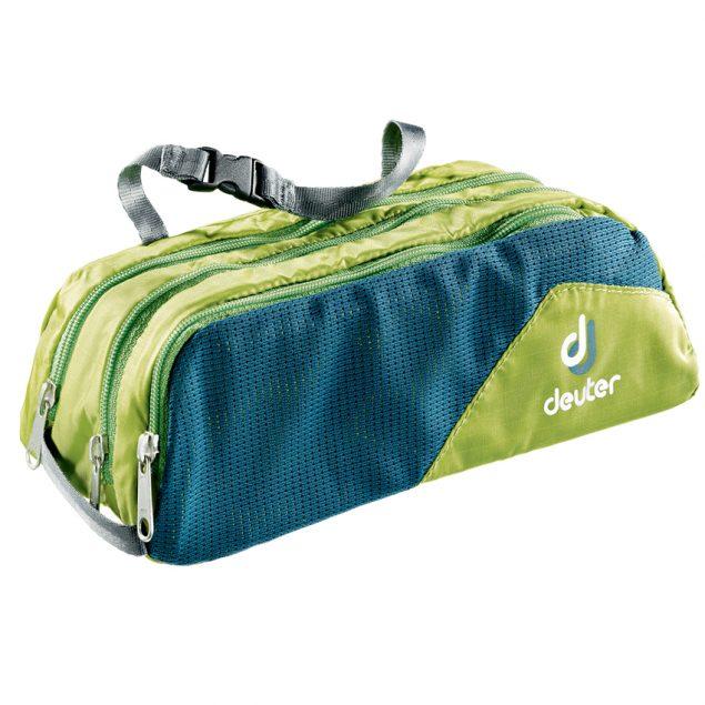 Deuter Wash Bag Tour II moss-arctic (zöld-kék)