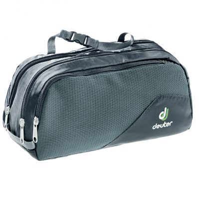 Deuter Wash Bag Tour III black-granite (fekete-szürke)