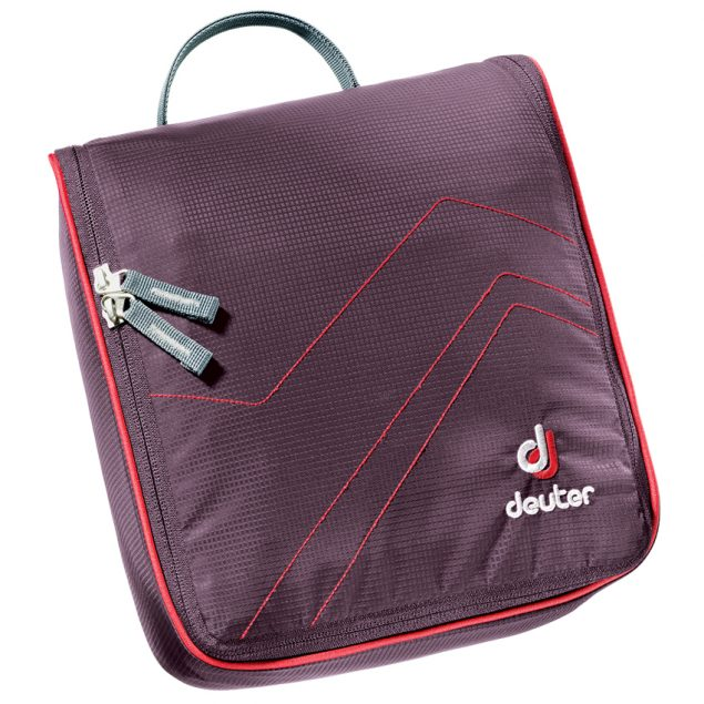Deuter Wash Center II aubergine-fire (lila-piros)